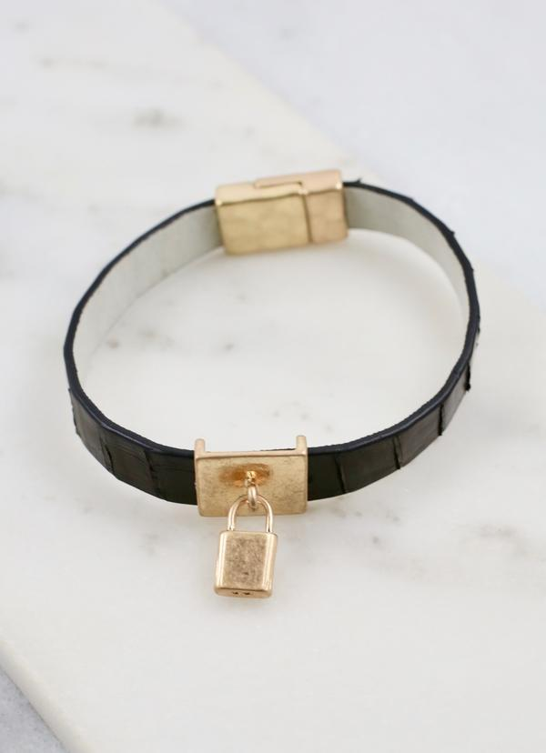 Safari Lock Bracelet