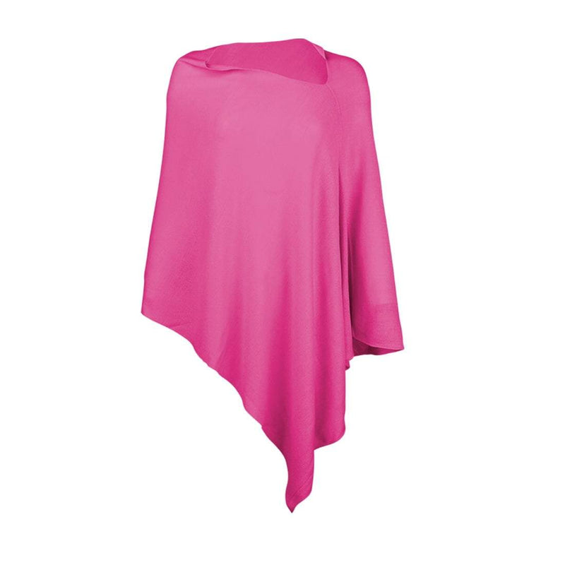 Hot Pink Chelsea Poncho