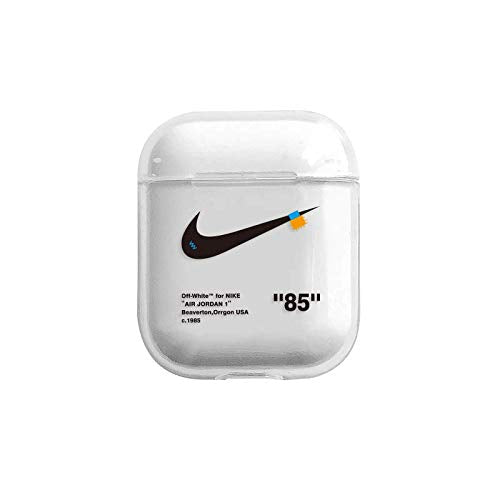 Bebé Familiar Medicina Forense  Nike Off-White Style Silicone AirPods Case   TRU SELECTIONS – FLAMED HYPE