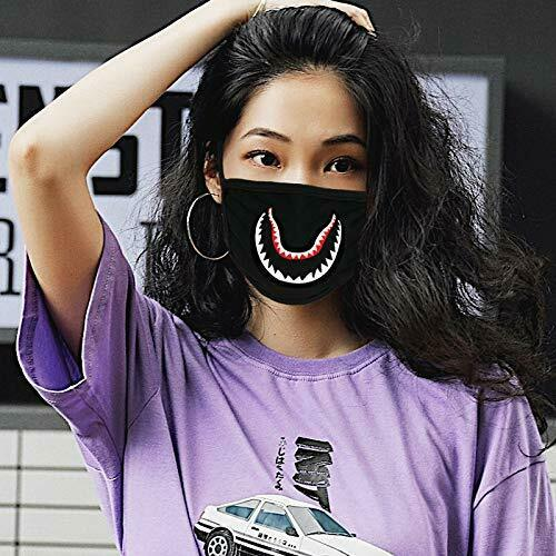 Exclusive Bape SharkMouth Face Mask