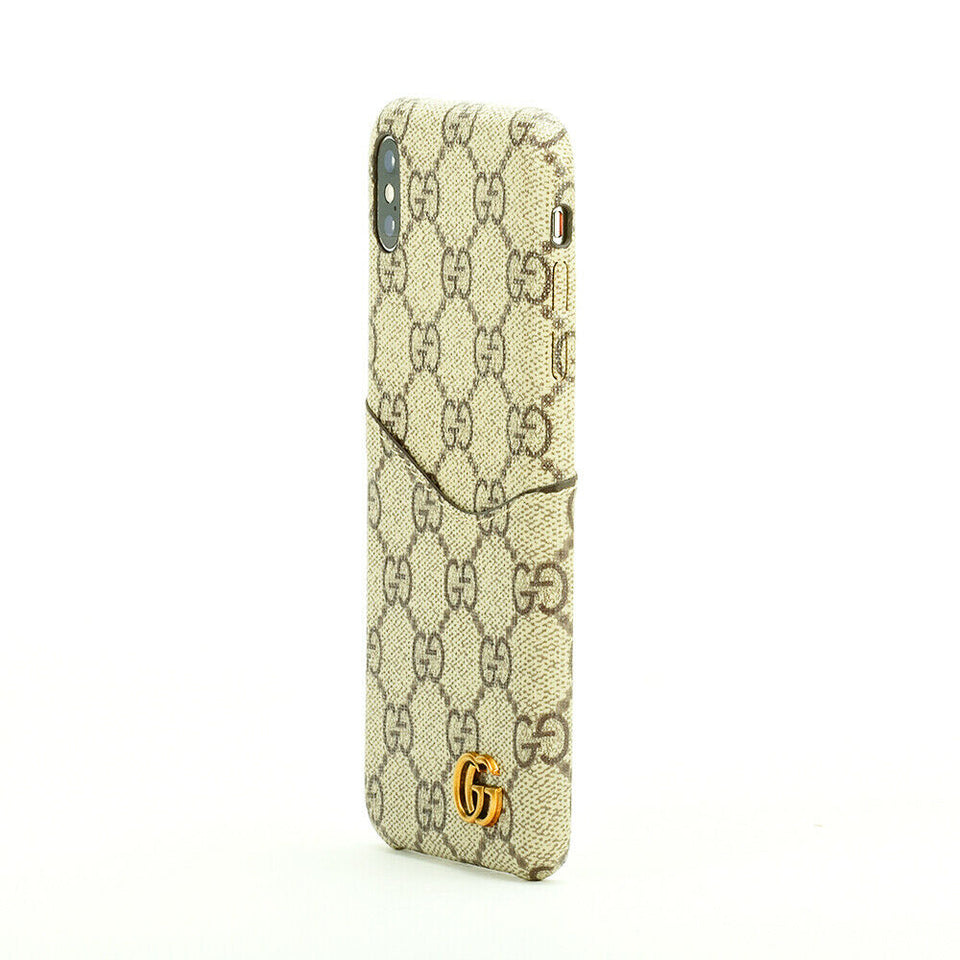 Classic GG Card-Holder iPhone Case