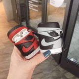 Air Jordan 1 Style ShockProof Case for Apple Airpods 1 & 2