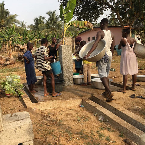 Ghana water supply