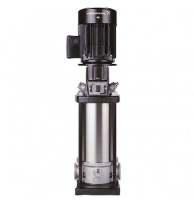 Grundfos CRI 3-27 Stainless Steel Vertical Multistage Pump (single phase)