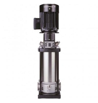 Grundfos CRI 1-12 Stainless Steel Vertical Multistage Pump (single phase)