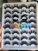 25mm Lash Book