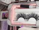 Lash Luggage (SMALL hold 3 pairs) LASHES NOT INCLUDED!