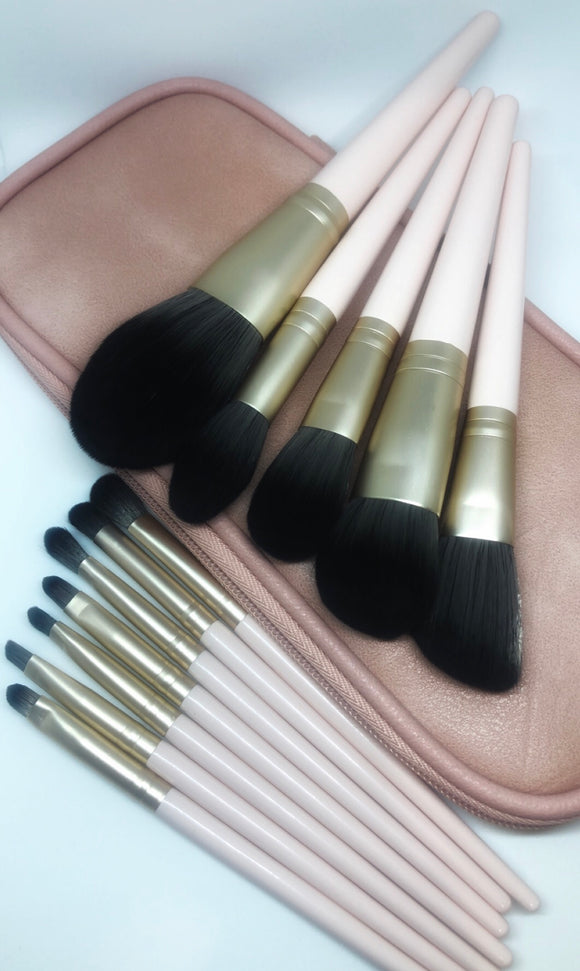Lauren Makeup Brush Set