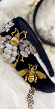 Load image into Gallery viewer, Queen Bee Headband