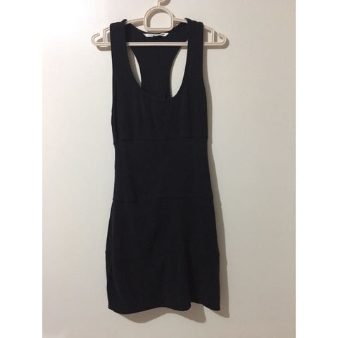 DIANE VON FURSTENBERG - Active Black Leisure Dress - pieces-by-jenny