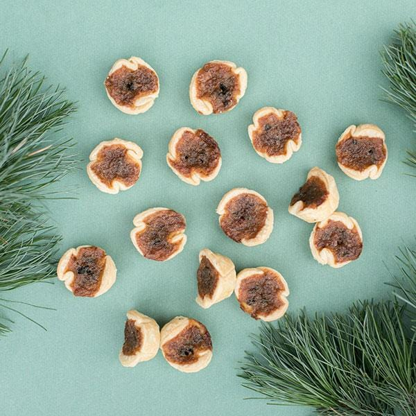 Crave Cupcakes - Butter Tarts Christmas Baking