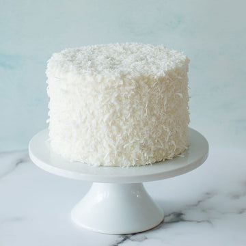 Crave Cupcakes - Coconut Cake