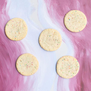 Crave Cupcakes - Confetti Cookie