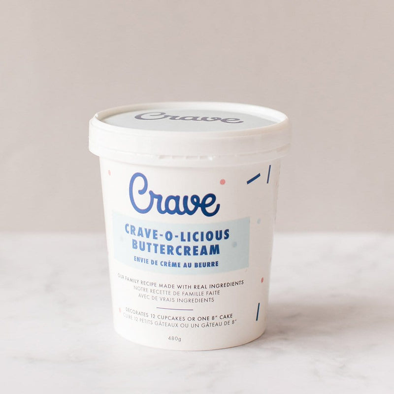 Buttercream Container - 480g