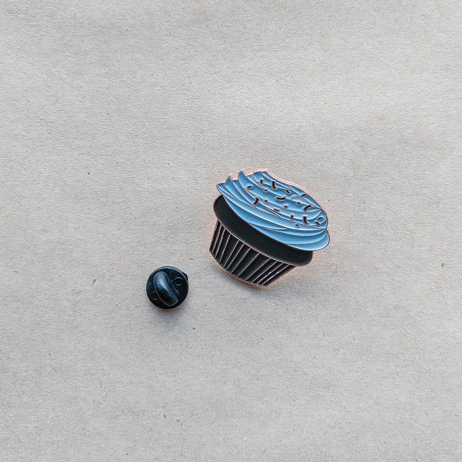 The Crave-o-licious Enamel Pin