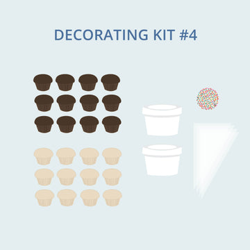 Decorating Kit #4 | Cupcakes