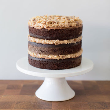 Crave Cupcakes - German Chocolate Cake