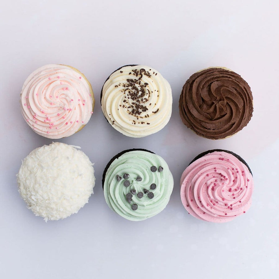 Crave Cupcakes - Happy Day Cupcakes