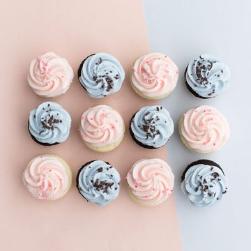 Hey, Baby! Mini Cupcake Dozen