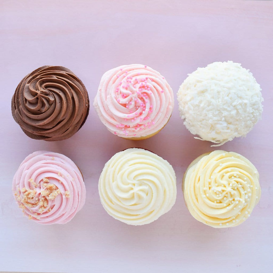 July Original Cupcake Half Dozen
