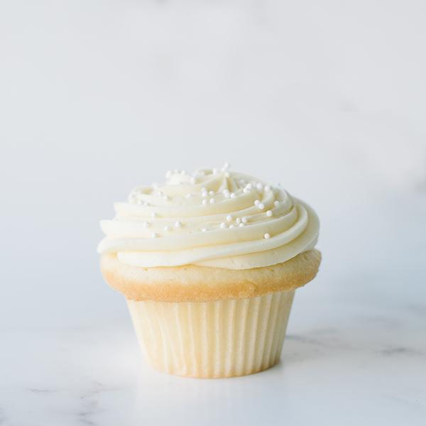 Crave Cupcakes - Lemon Drop Cupcake
