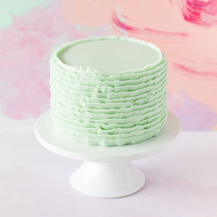 Crave Cupcakes - Ruffle Cake