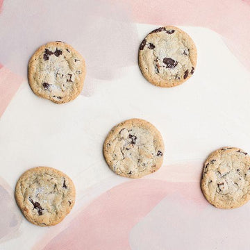Crave Cupcakes - Chocolate Chunk Cookie