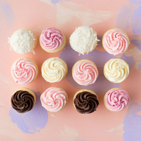 Crave Cupcakes - Vanilla only pack