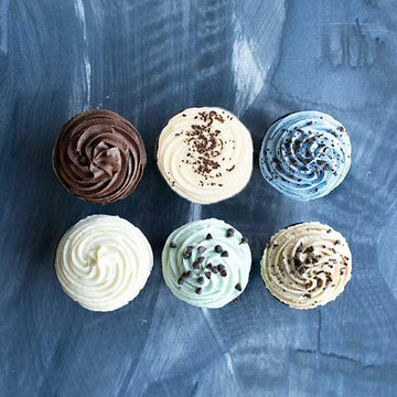 Crave Cupcakes - Winter Cupcake Pack