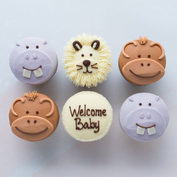 Crave Cupcakes - Welcome Baby Cupcakes