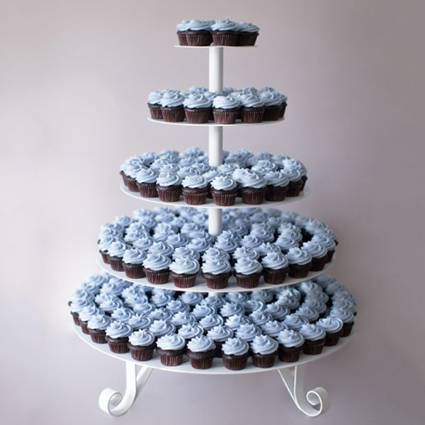 Crave Cupcakes 5 Tier Stand