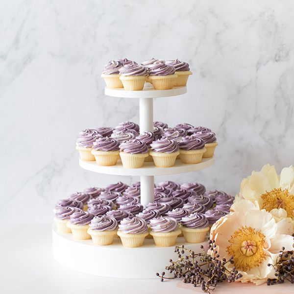 Crave Cupcakes 3 Tier Cupcake Stand