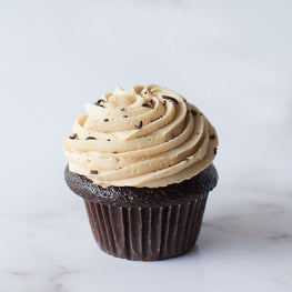 Crave Nutty Over Chocolate Cupcake