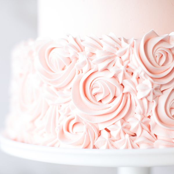 Crave Rose Signature Cake