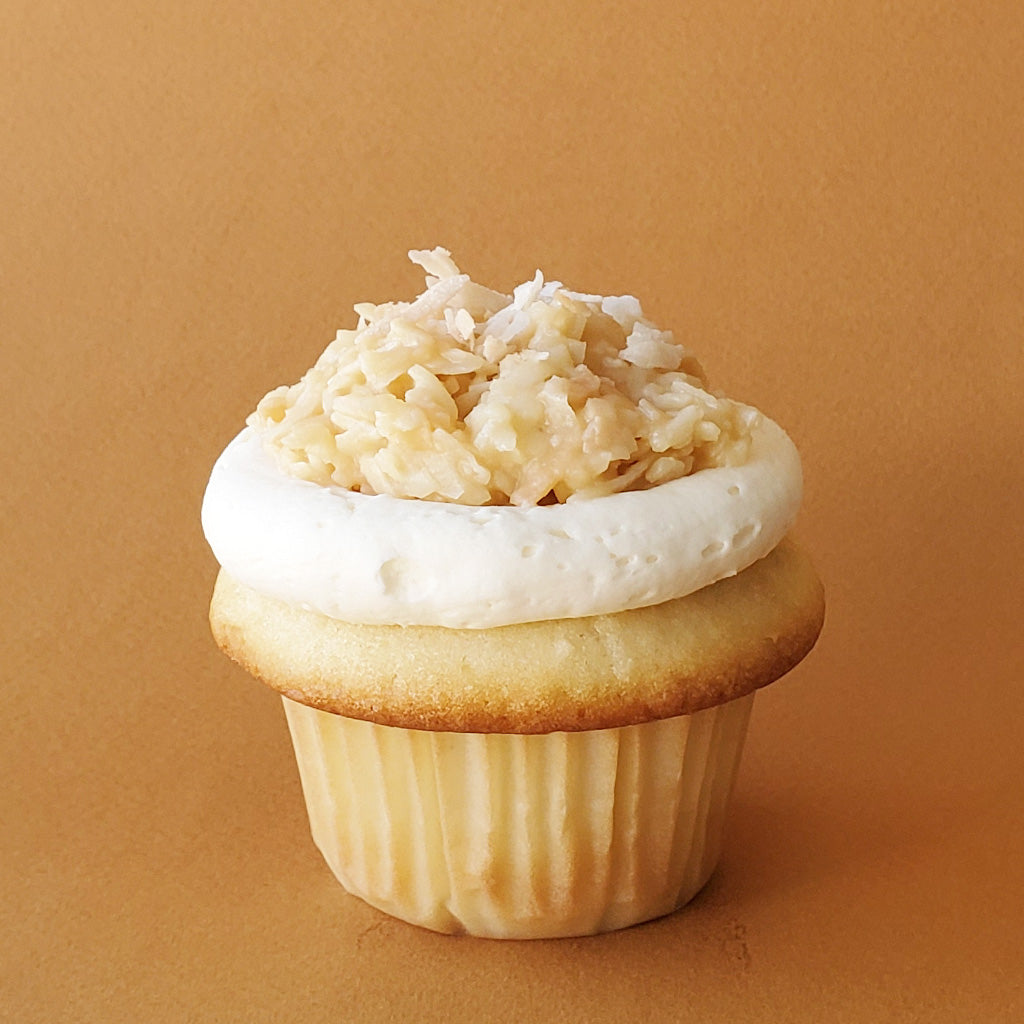 Craving of the Month Cupcake