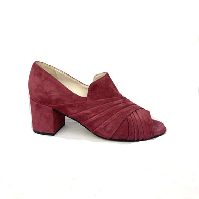 Amalfi-Cilindro, Pumps, Amalfi, Plum Bottom