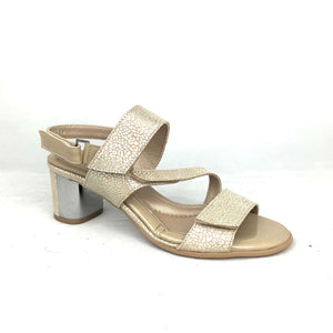 Beautifeel- Dove, Sandals, Beautifeel, Plum Bottom