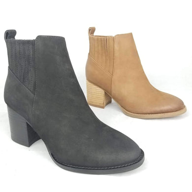 Blondo- Noa, Boots, Blondo, Plum Bottom