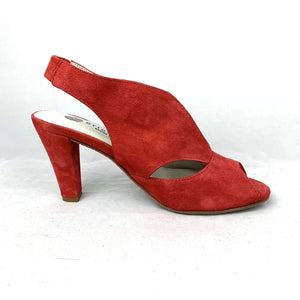Eric Michael-Peru, Pumps, Eric Michael, Plum Bottom
