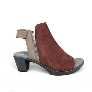 Naot - Favorite, SHOES, Yaleet, Plum Bottom