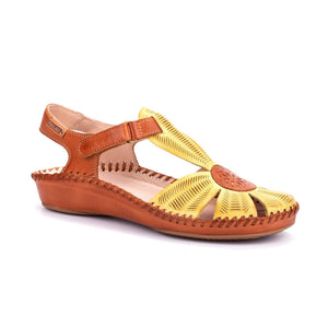 Pikolinos- 655-0575, Sandals, Pikolinos, Plum Bottom