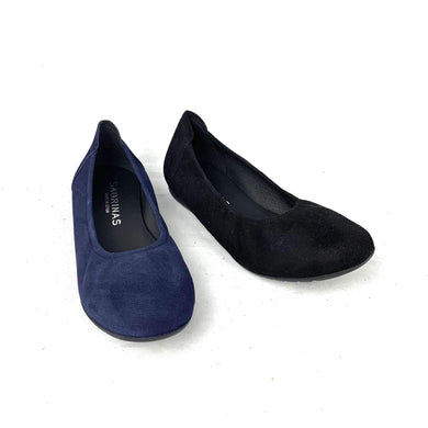 Sabrinas - London, Flats, Sabrinas, Plum Bottom