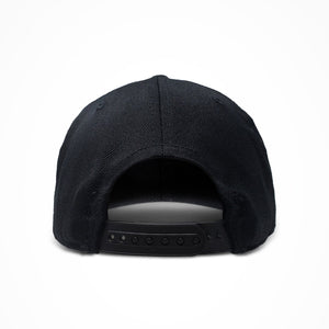 Off-Season Snapback - Black