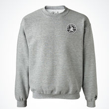 Load image into Gallery viewer, Off-Season Patch Crewneck - Salt & Pepper