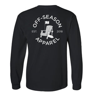 Off-Season Long Sleeve – Black