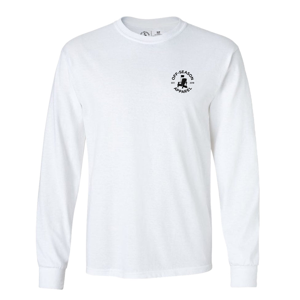 Off-Season Long Sleeve – White