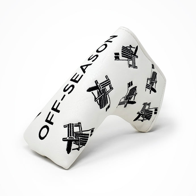 Off-Season Putter Cover - Keep it Classy