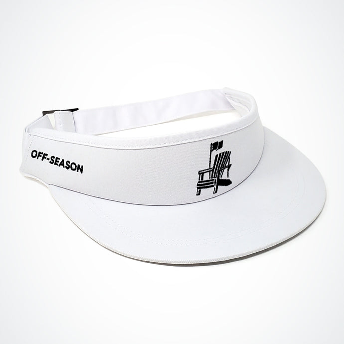 Off-Season Visor