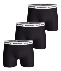 Björn Borg Boxers 3-Pack