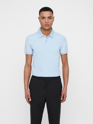 Menswear Cotton Polo Shirt Light Blue Color Premium Quality Summer 2019
